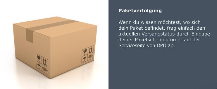 Paketverfolgung