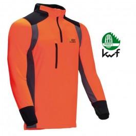 X-treme Skin orange/grau