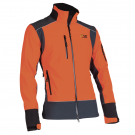 X-treme Shell orange/grau