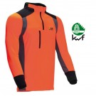 X-treme Skin orange/grau