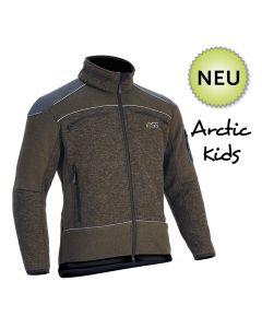 Die Strickfleecejacke Kinder X-treme Arctic Kids