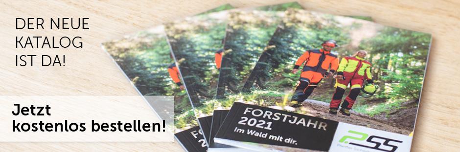 PSS Katalog Forstjahr 2021
